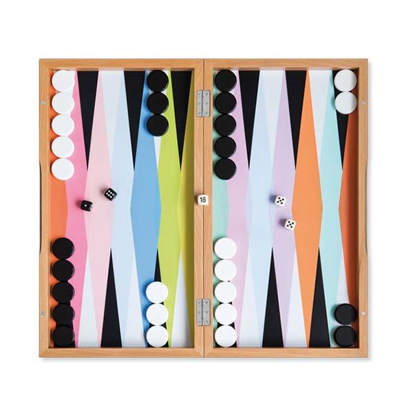 Backgammon (Vrhcáby) Remember