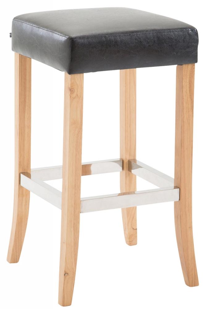 Barová stolička Tiana, černá