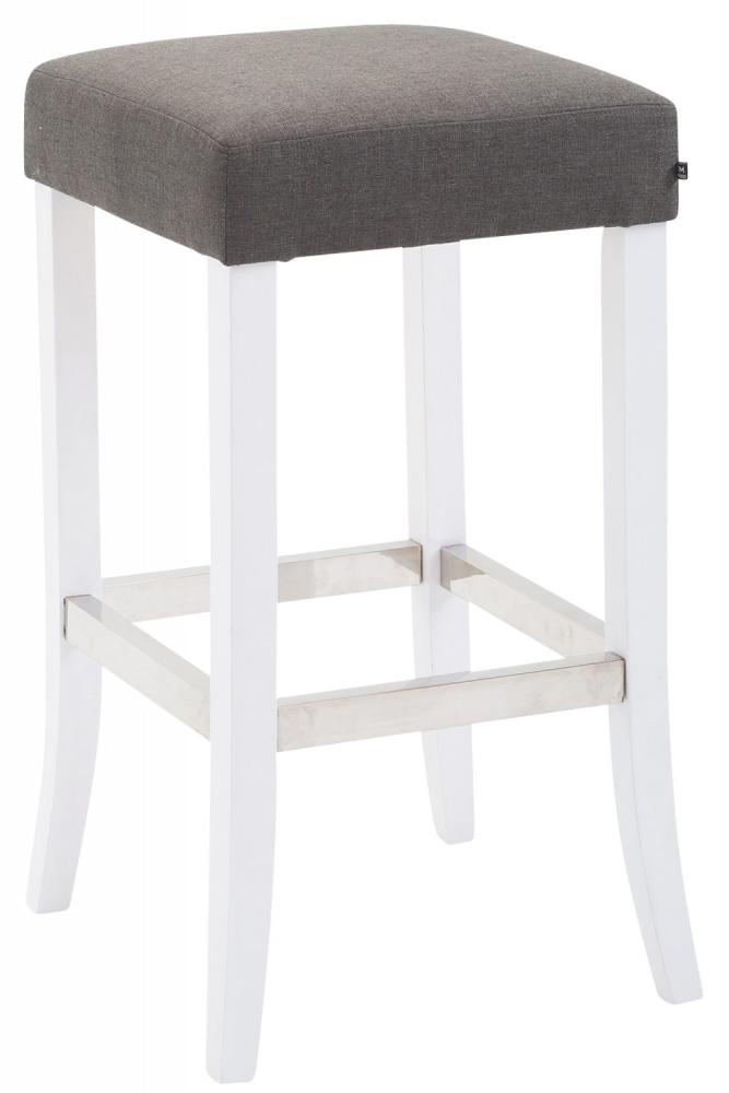 Barová stolička Tores, šedá