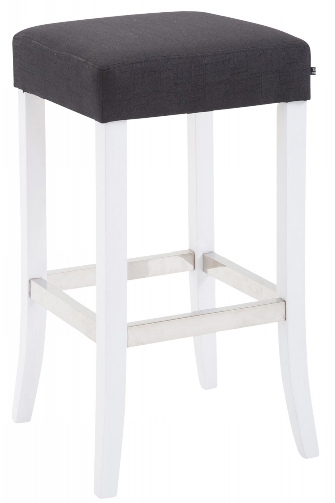Barová stolička Tores, tmavě šedá