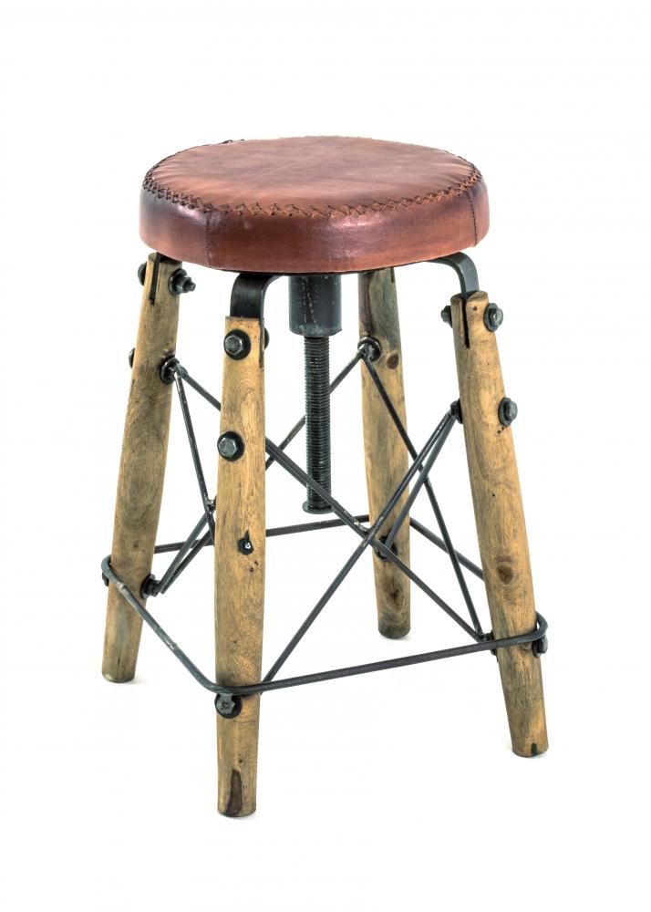 Barová stolička Westie, 54/72 cm