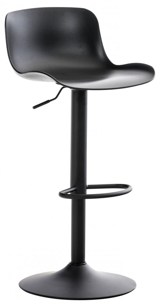 Barová židle Alma, černá
