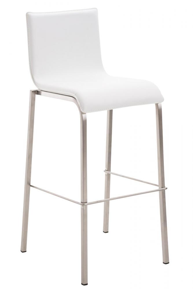 Barová židle Ava I., bílá