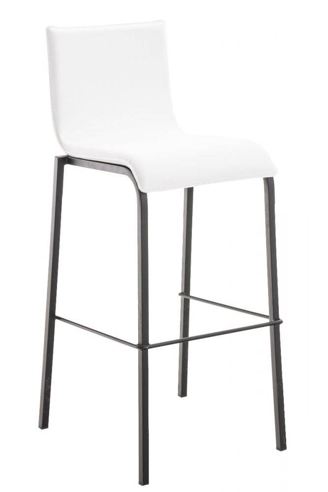 Barová židle Ava II., bílá