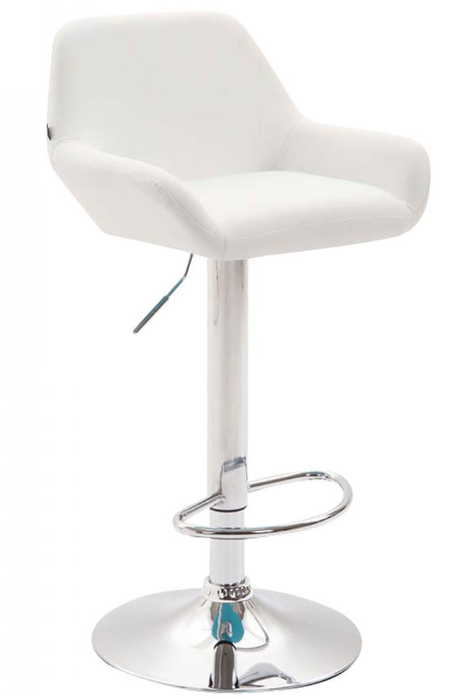 Barová židle Brag, bílá