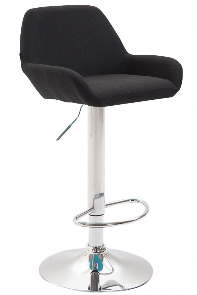 Barová židle Brag, černá