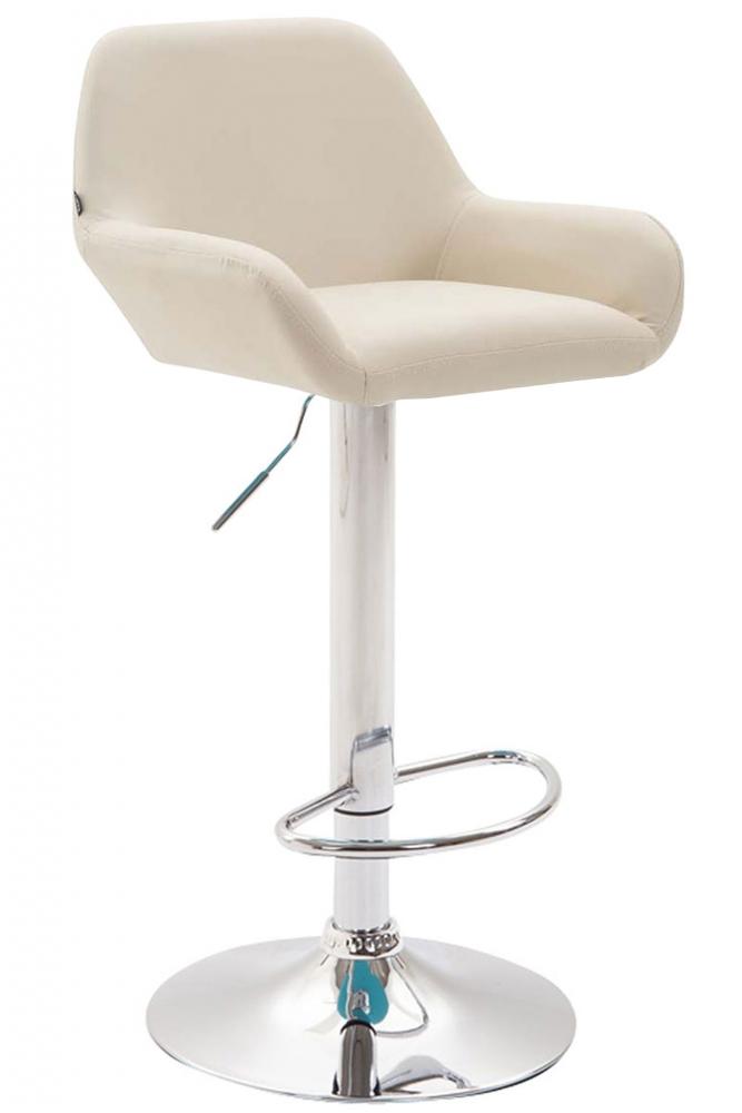 Barová židle Brag, krémová