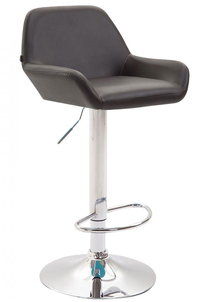 Barová židle Brag, šedá