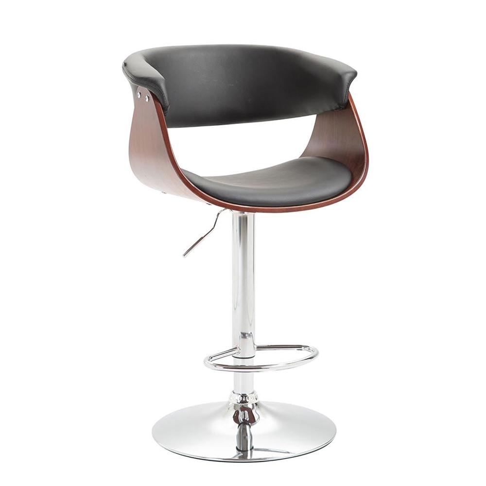 Barová židle Calais, coffee