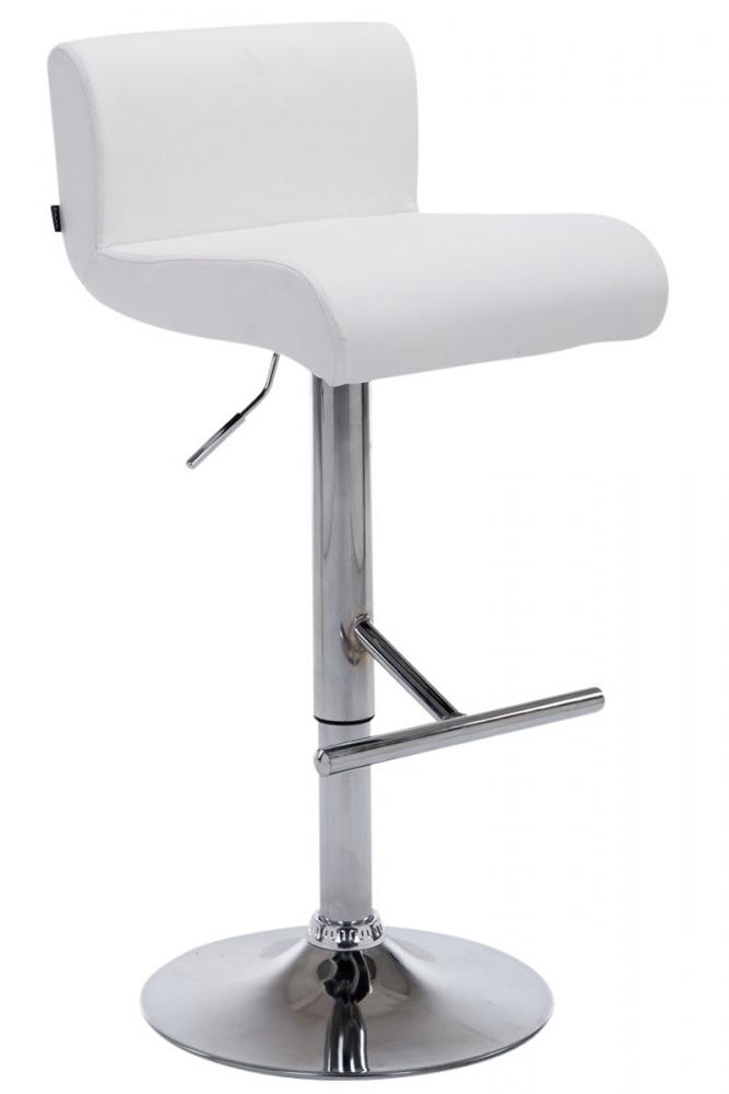 Barová židle Cali, bílá