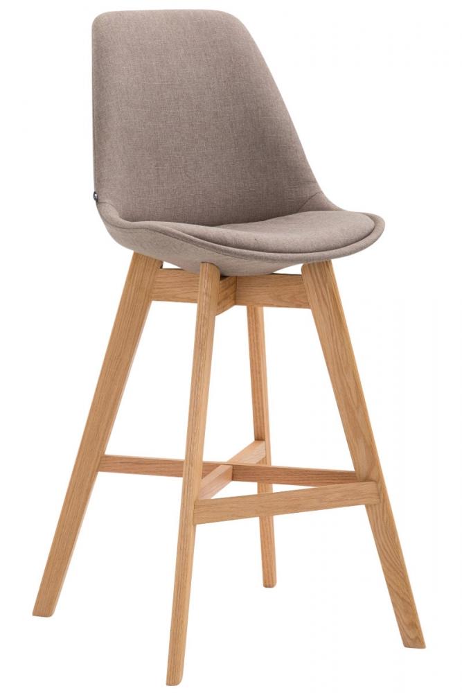 Barová židle Cane, béžová