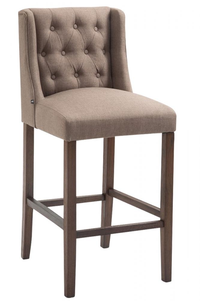 Barová židle Cassa I., béžová