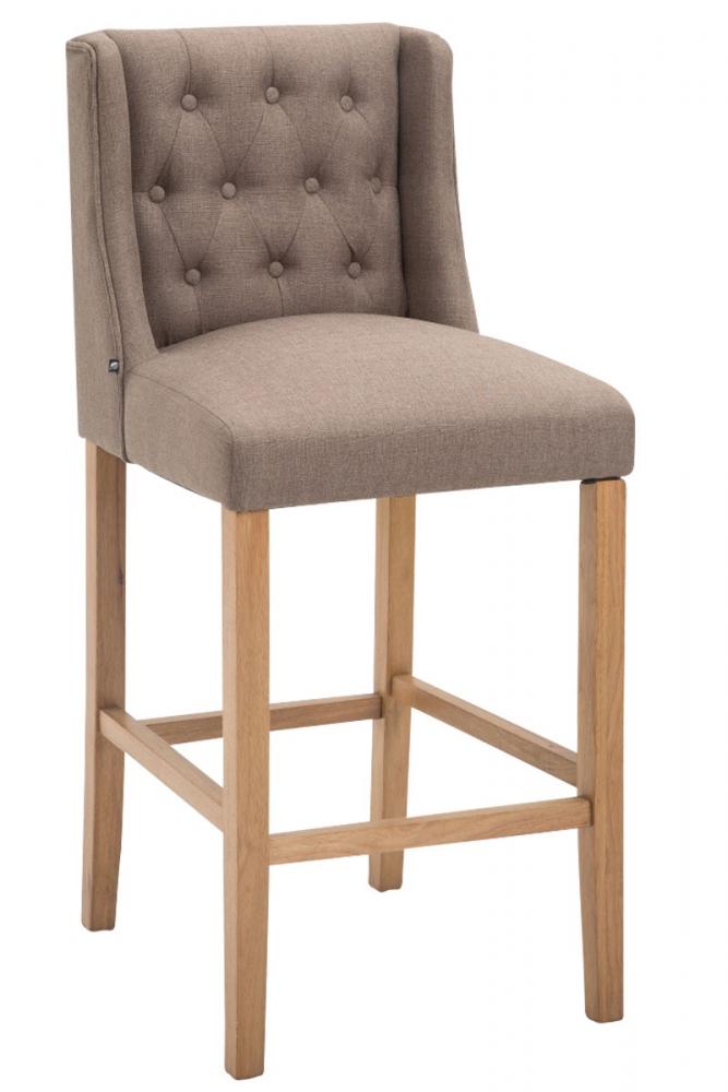 Barová židle Cassa II., béžová