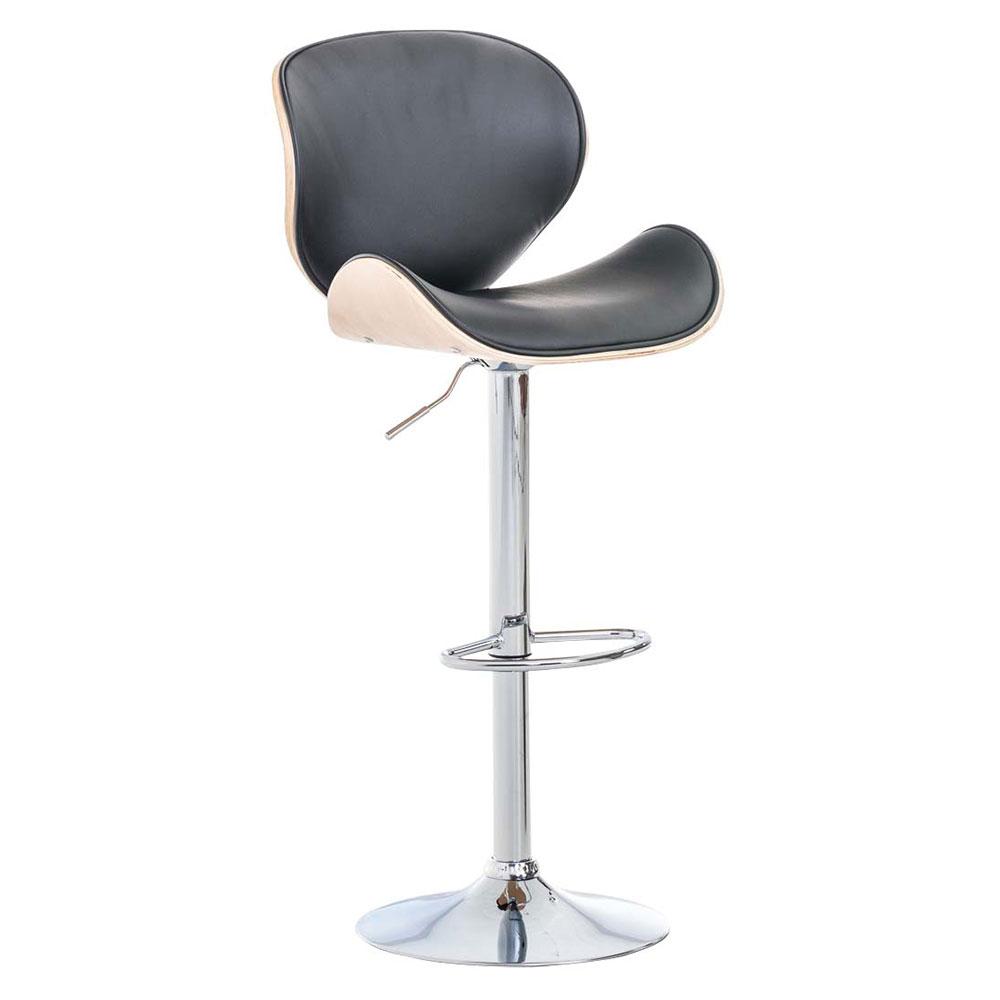 Barová židle Edward, černá