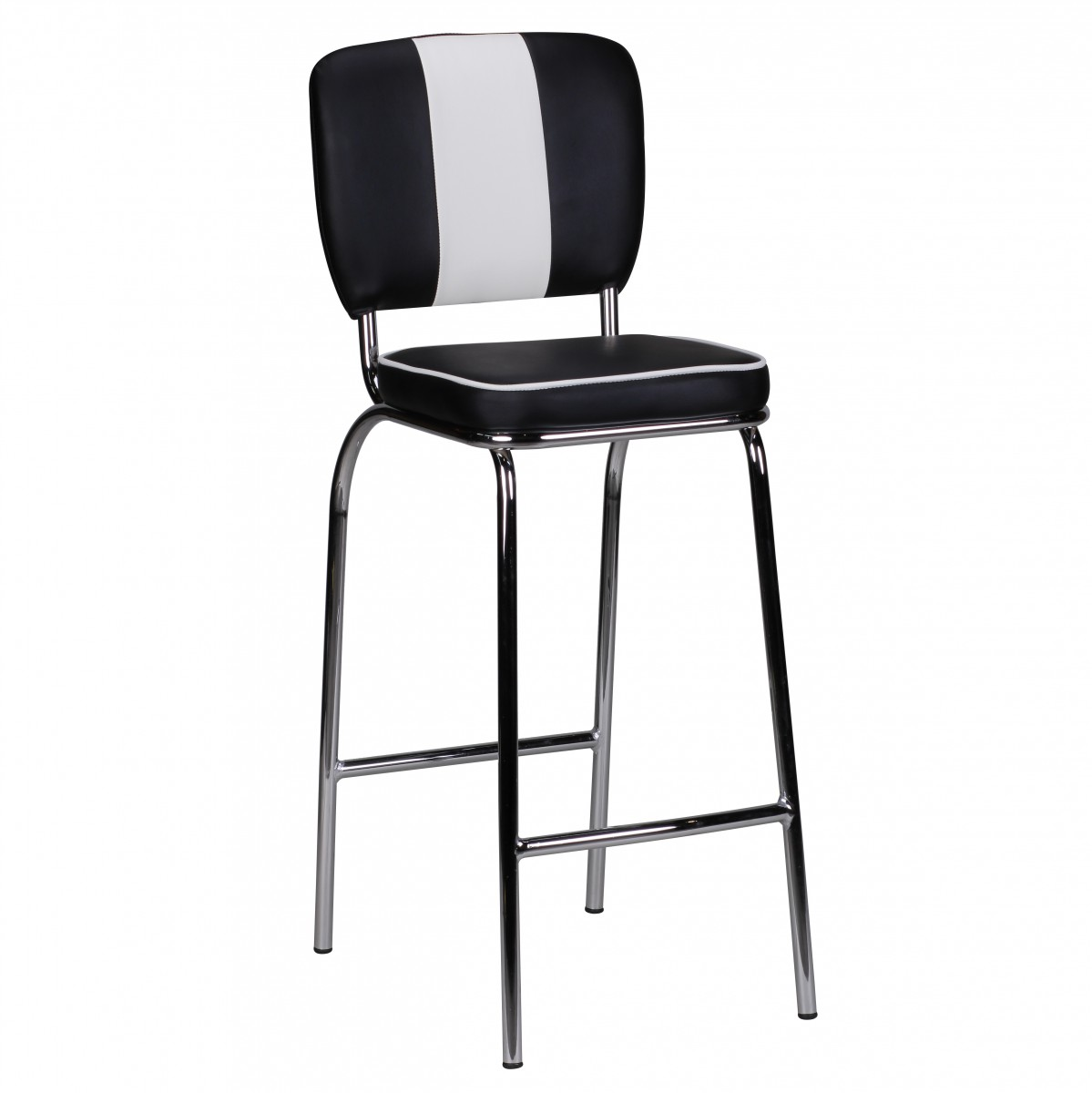 Barová židle Elvis, černá