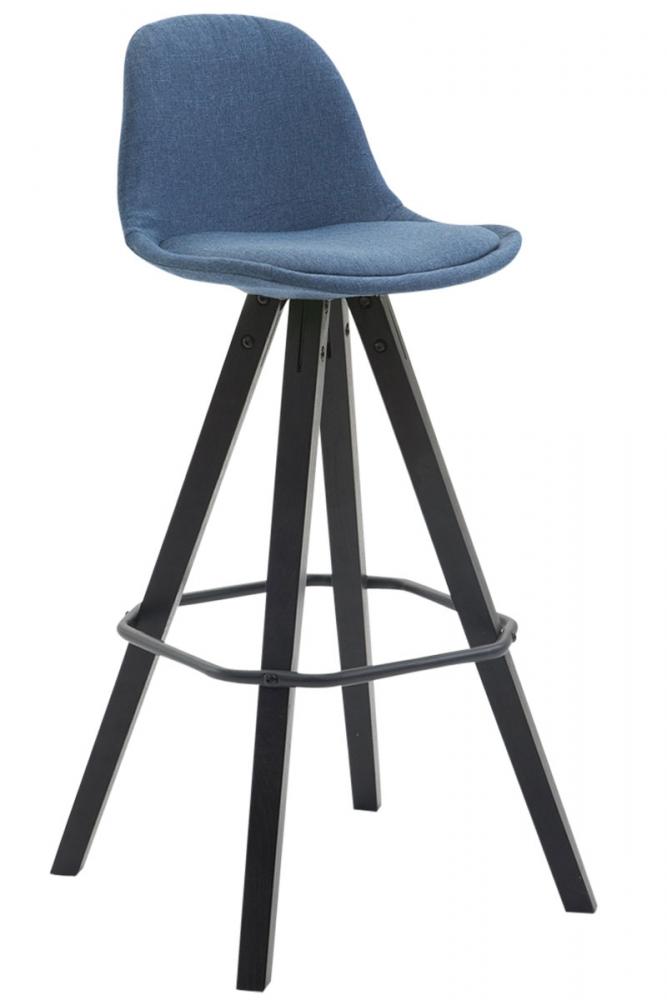 Barová židle Fraak, modrá