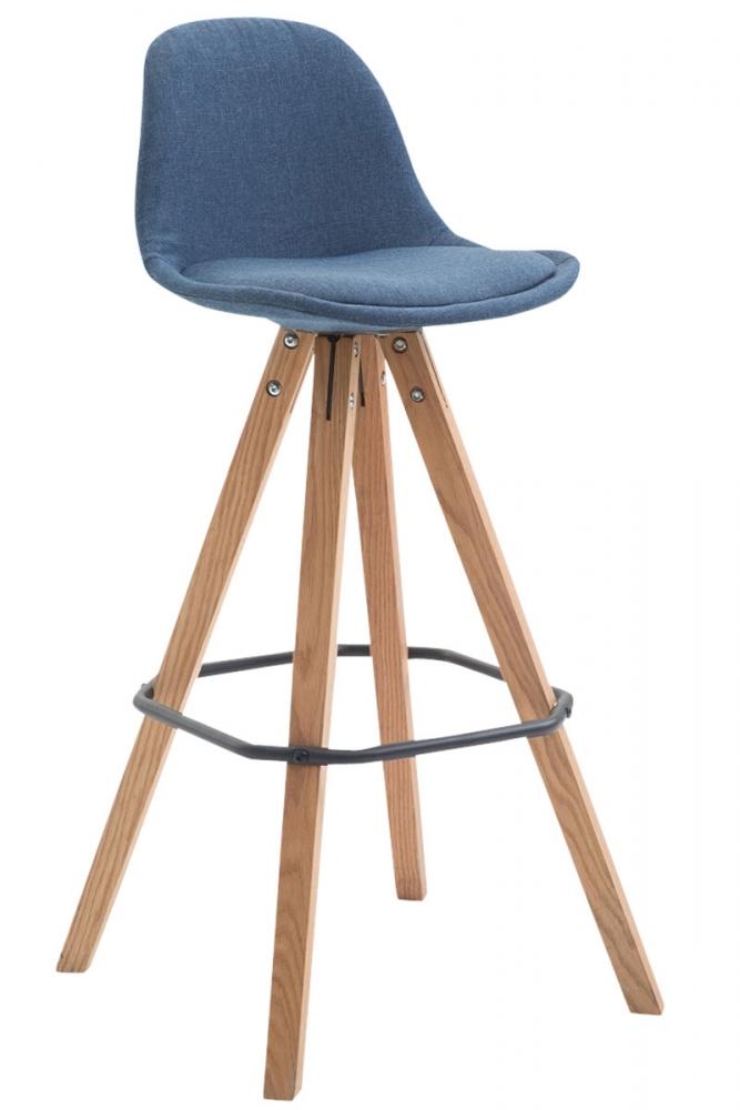 Barová židle Frank, modrá
