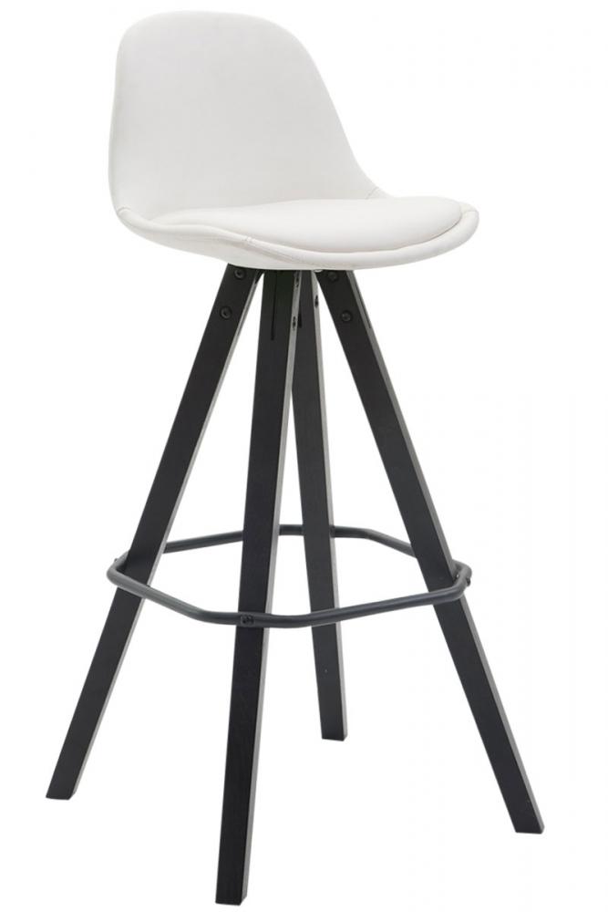 Barová židle Frankie, bílá