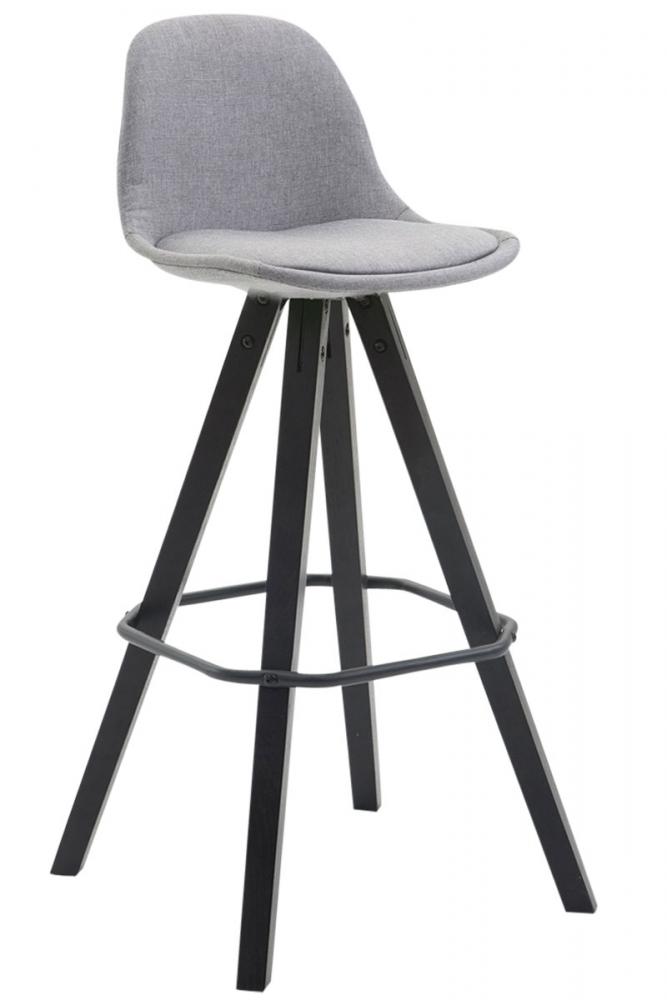 Barová židle Frankie, šedá