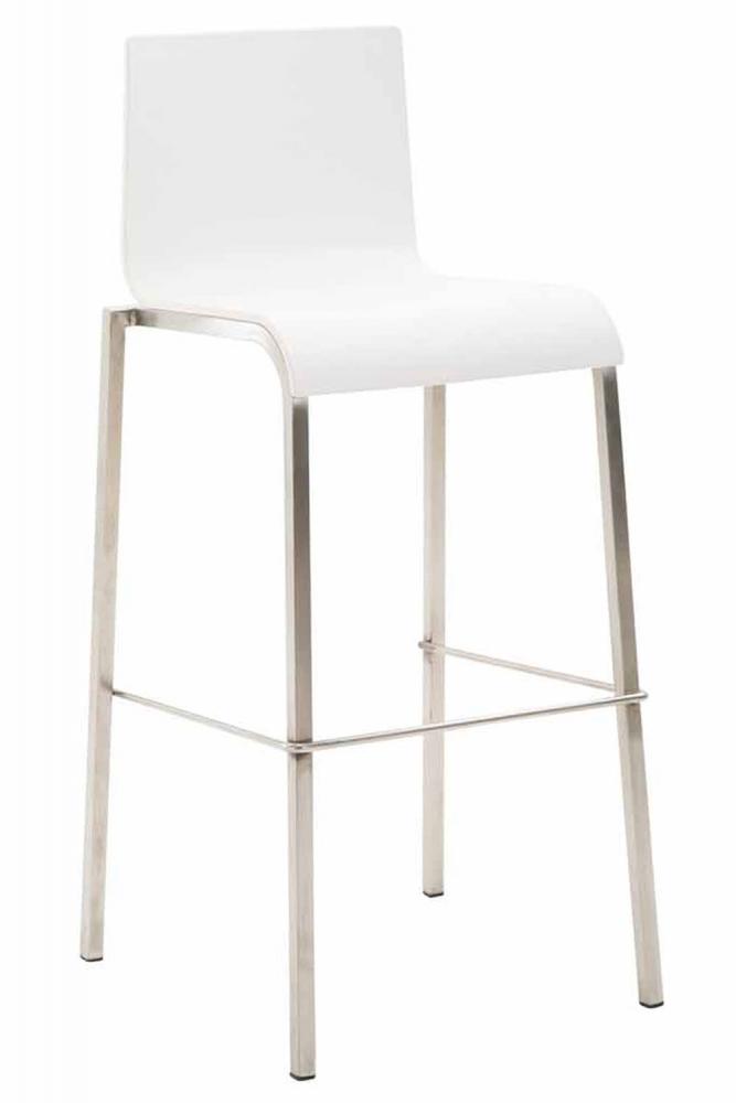 Barová židle Kado, bílá