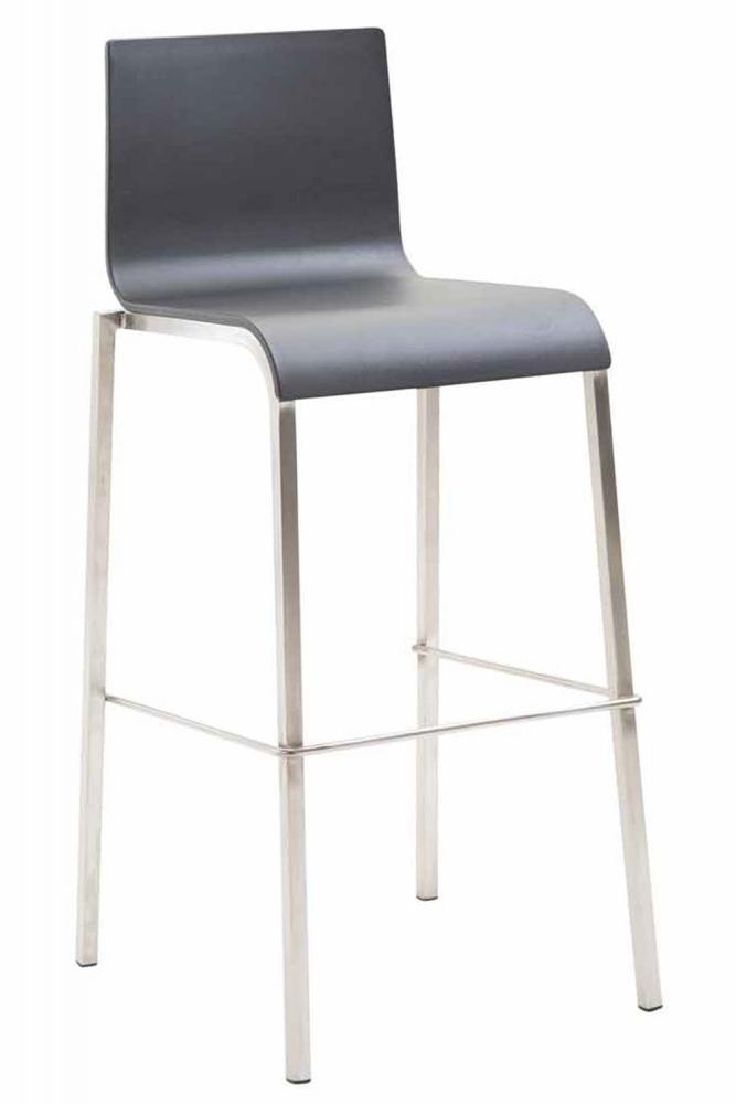 Barová židle Kado I., černá