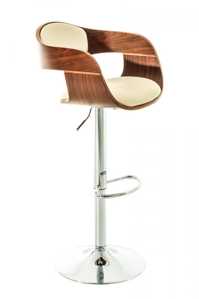Barová židle King, krémová