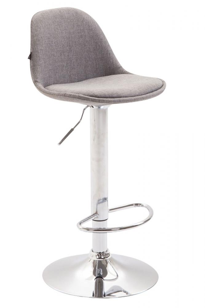 Barová židle Kyla, šedá