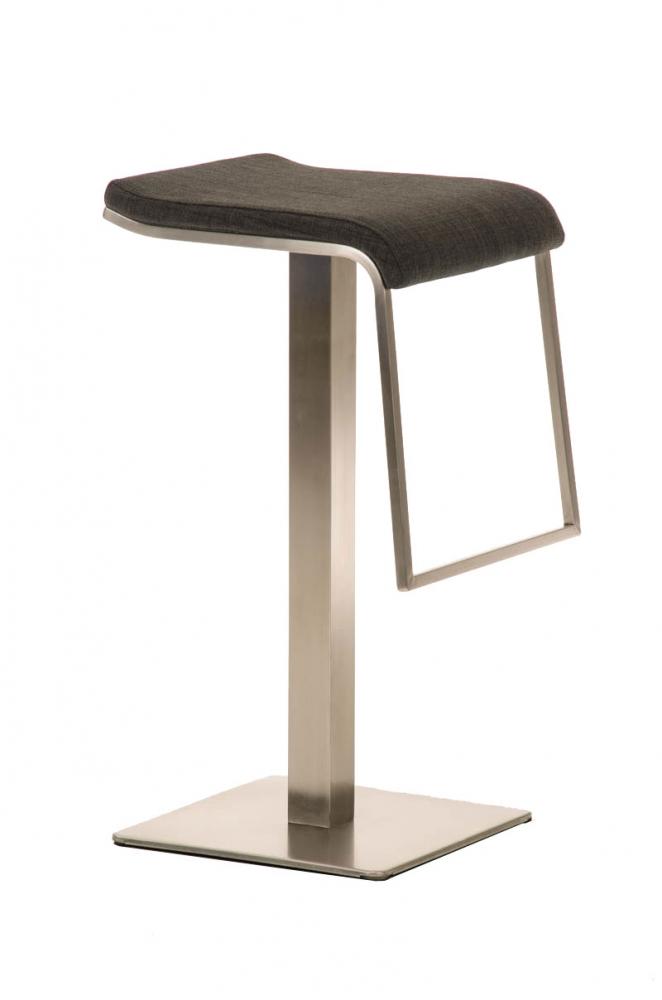 Barová židle Lameng, tmavě šedá