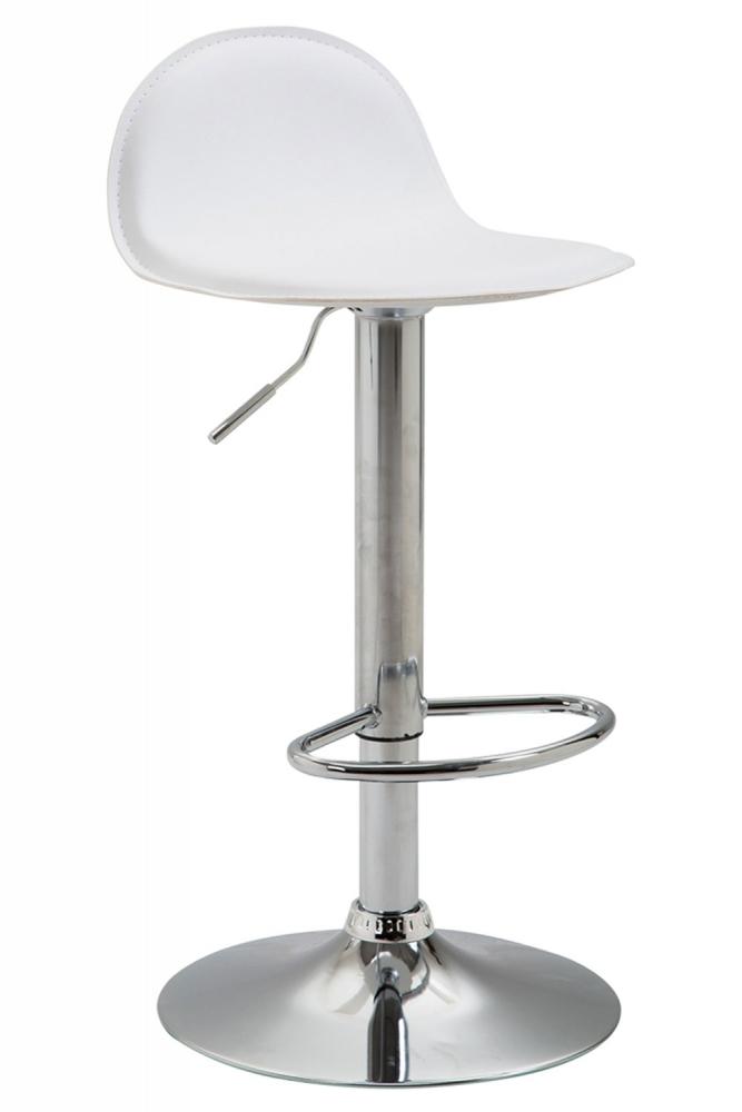 Barová židle Lane, bílá