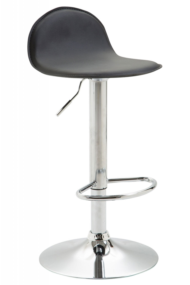 Barová židle Lane, černá