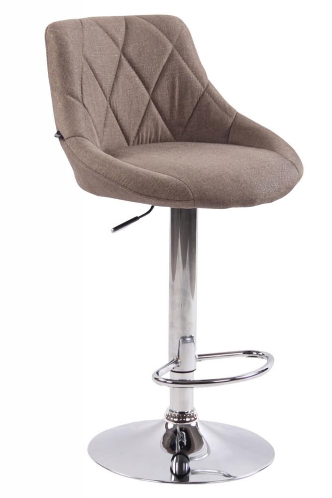 Barová židle Lazo, béžová