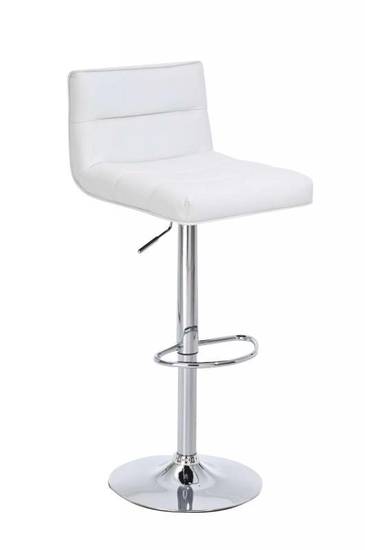 Barová židle Lime, bílá