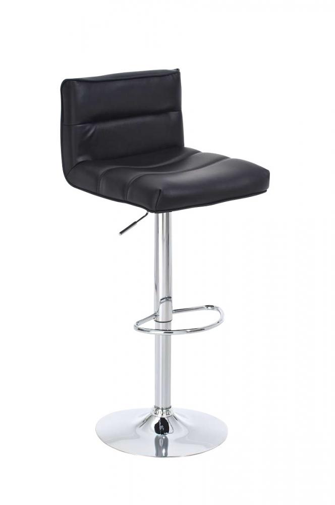 Barová židle Lime, černá