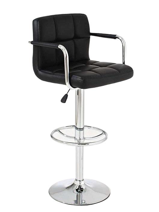 Barová židle Lucida (SET 2 ks)