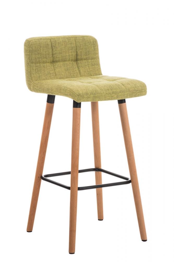 Barová židle Marcus, světle zelená