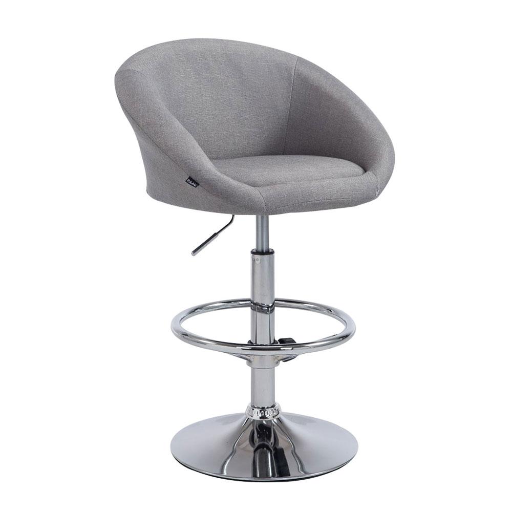 Barová židle Miranda taupe