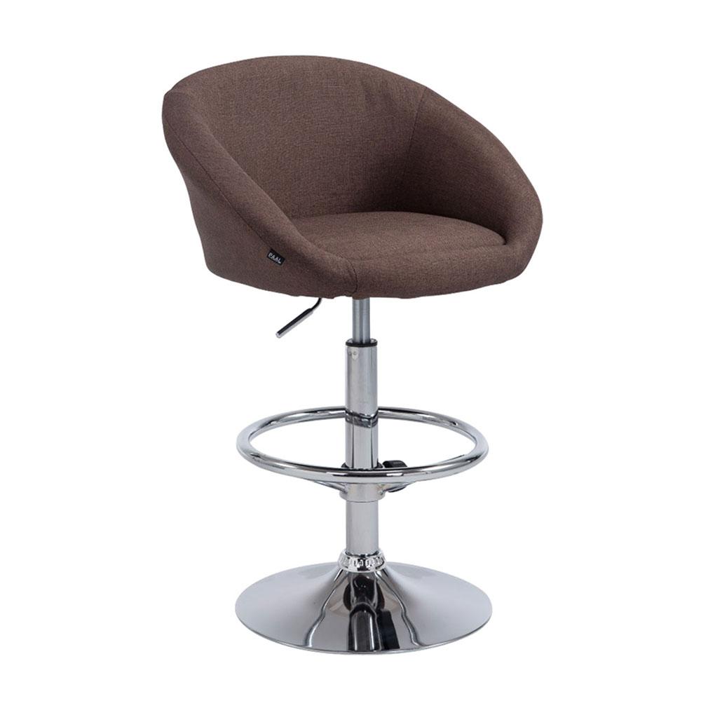 Barová židle Miranda hnědá