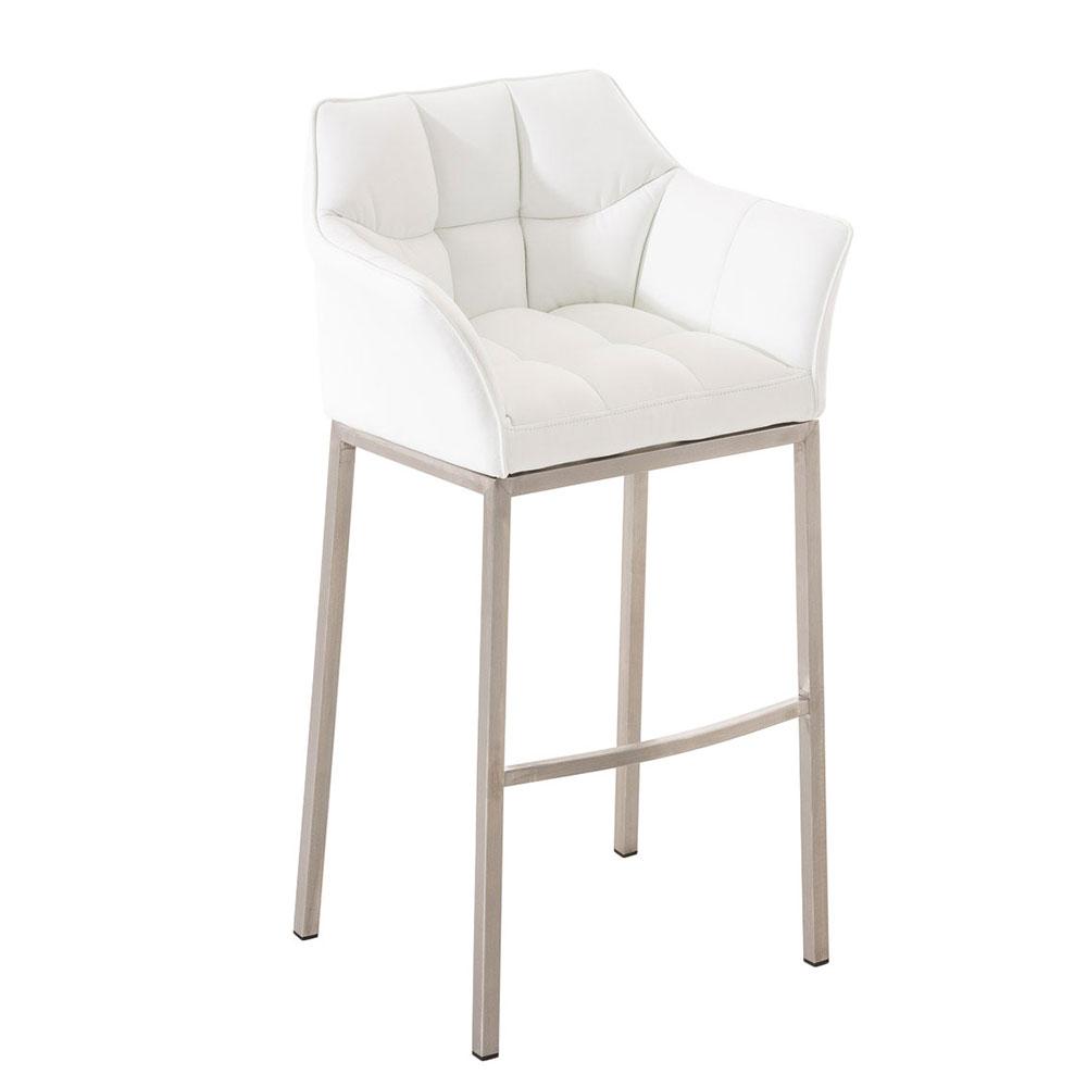 Barová židle na čtyřnohé podnoži Sofi