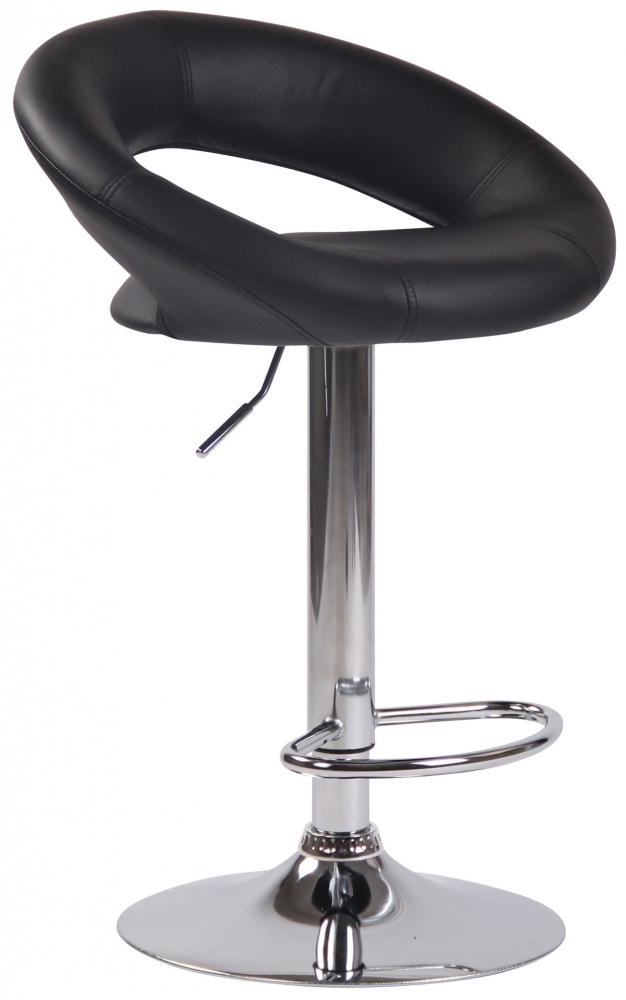 Barová židle Oli, černá