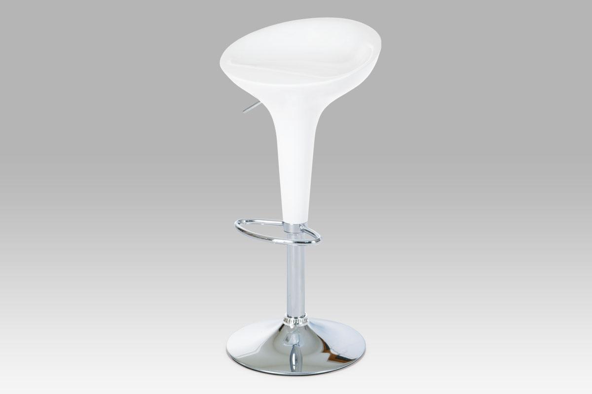 Barová židle Patty, bílá