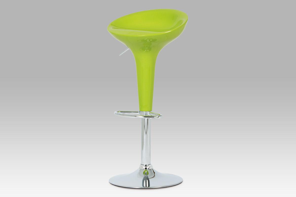 Barová židle Patty, zelená