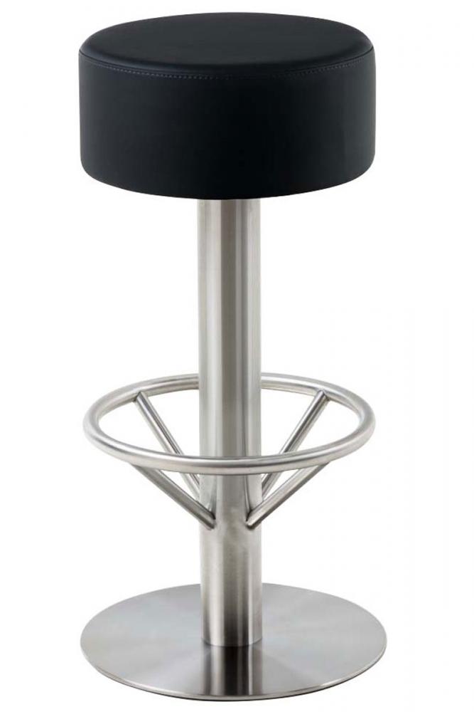 Barová židle Pisa, černá