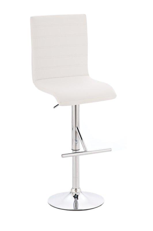 Barová židle Potty, bílá