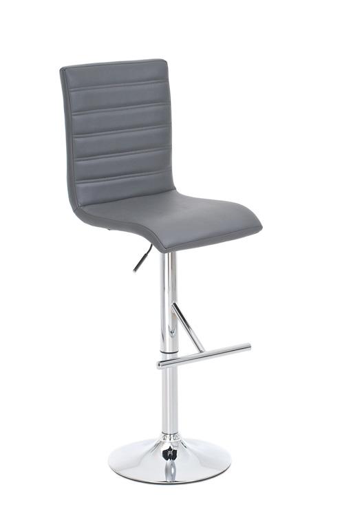 Barová židle Potty, šedá