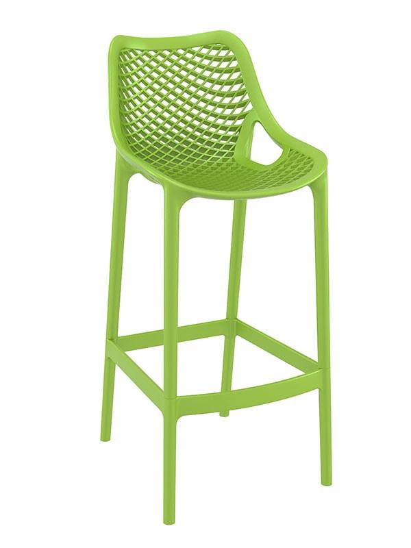 Barová židle Rio outdoor (SET 2 ks) zelená