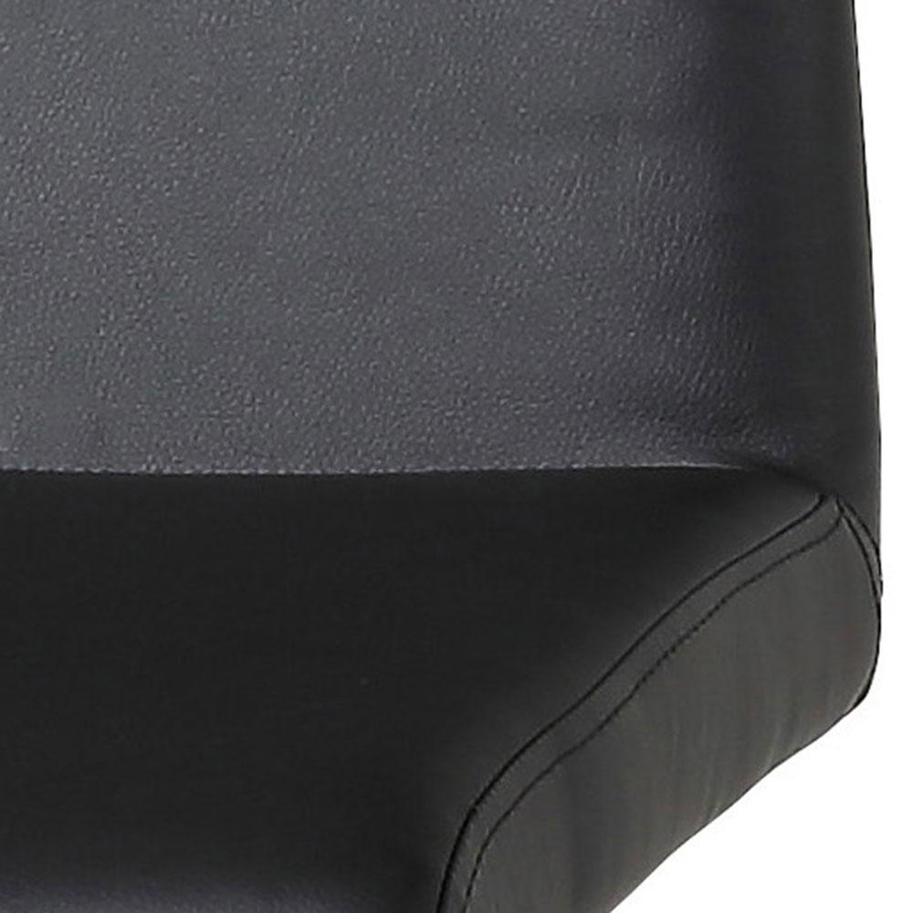 Barová židle s nerezovou podnoží Amilo
