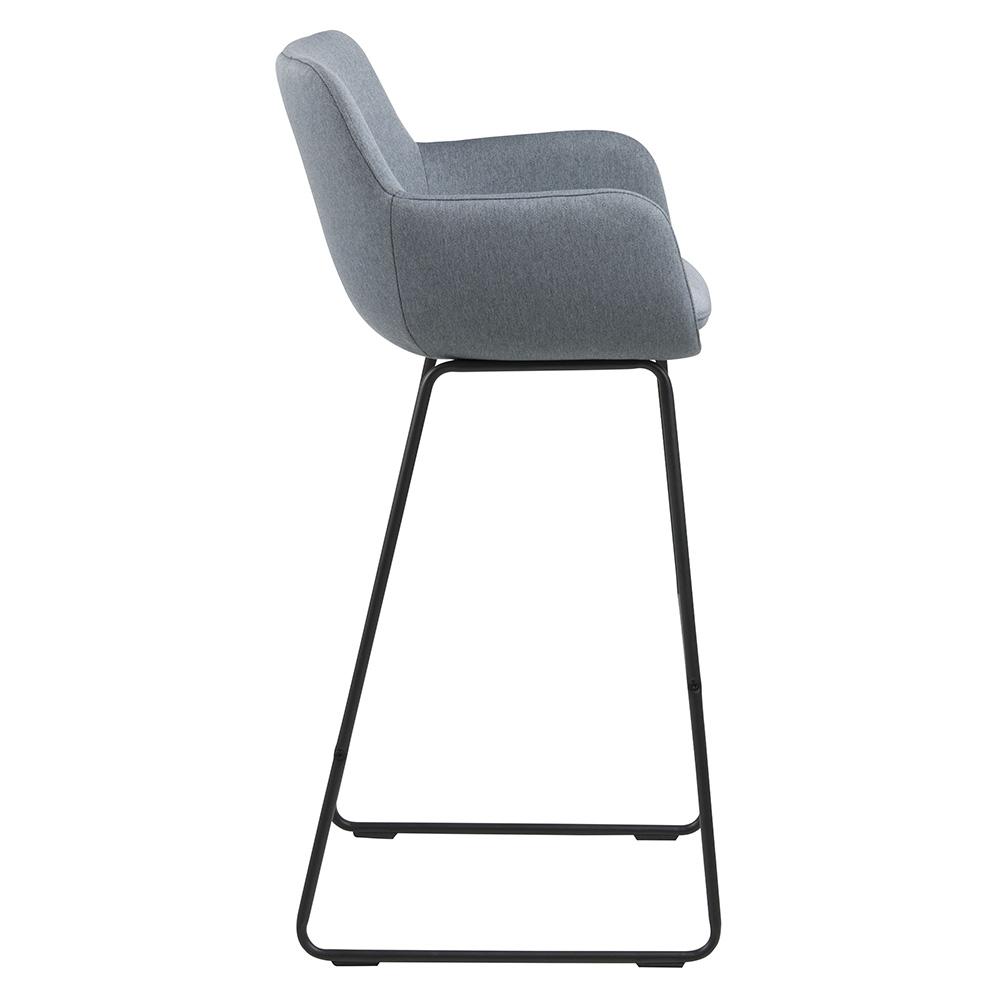 Barová židle Sarah (SET 2 ks), dusty blue