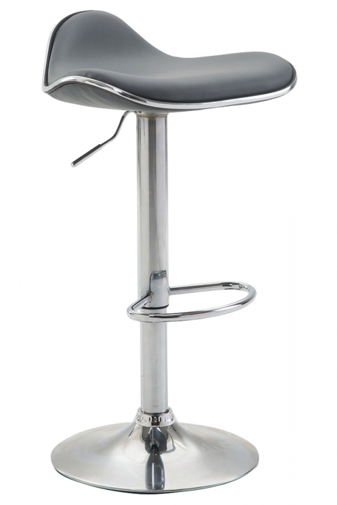 Barová židle Shang, šedá