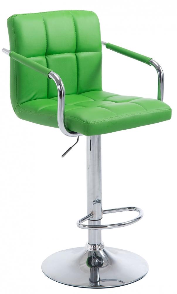 Barová židle Tamara, zelená