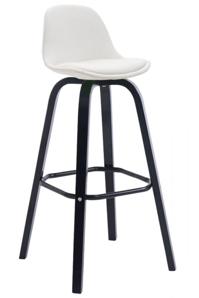 Barová židle Tari, bílá
